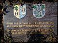 Partnerschaftsgeschenk Le Grau du Roi an Dossenheim Hinweistafel.JPG