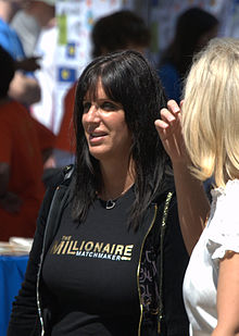 Patti Stanger at the Los Angeles Times Festival of Books 2009.jpg