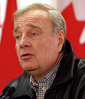 Canadian federal election, 2006 - Image: Paul Martin in 2006