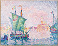 Paul Signac - Venice, The Pink Cloud, 1909 - Google Art Project.jpg