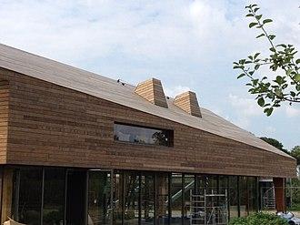 Wood preservation - Paviljoen Eindhoven NobelWood