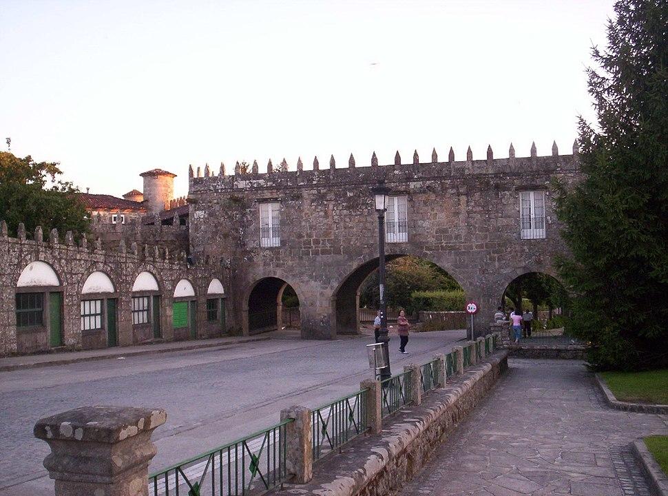 Pazo de Coton.Negreira.Galiza