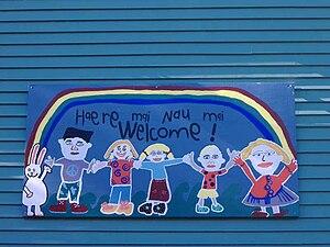 Portobello School (Dunedin) - Image: Pbo School 2