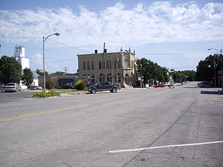 Peabody Downtown Historic District