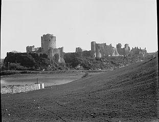 Pembroke castl