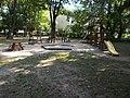 Percel Park playground, 2016 Bonyhad.jpg