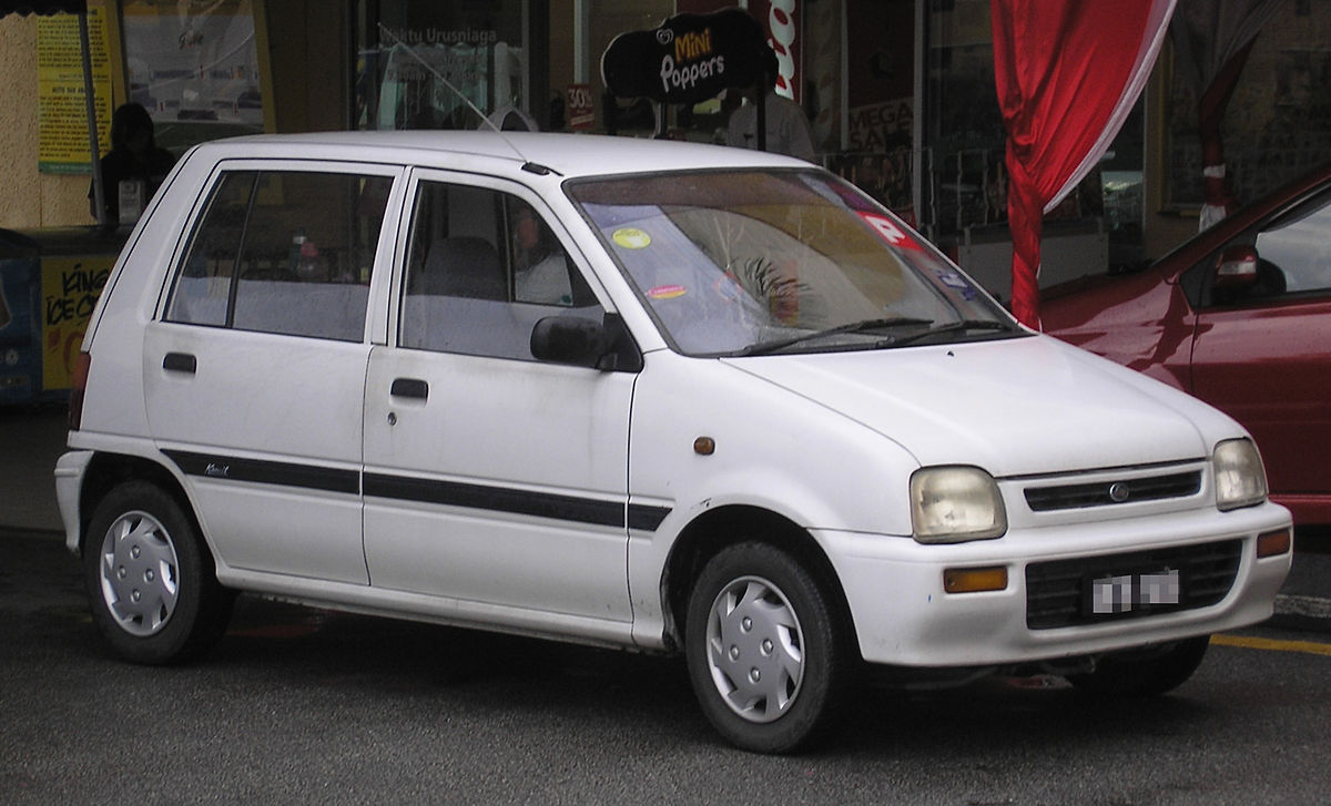 Perodua Kancil Wikipedia Daihatsu Charade Workshop Manual Free Download