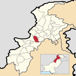Peshawar District District in Khyber Pakhtunkhwa, Pakistan