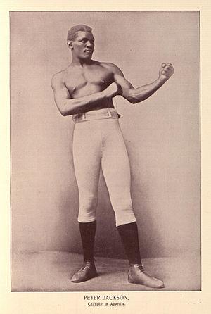 Peter Jackson (boxer) - Peter Jackson