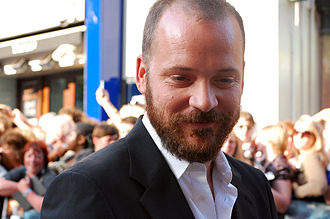 Peter Sarsgaard - Sarsgaard attending the European premiere of The Dark Knight in 2008