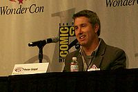 Peter Segal WonderCon2008.jpg