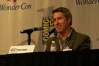 Peter Segal American film director