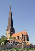 St. Peter's Church, Rostock