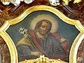 Pfarrkirche Gottsdorf - Altar Maria 5c Aufsatz Josef.jpg