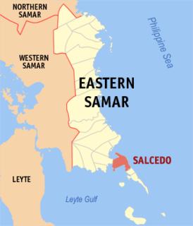 Salcedo, Eastern Samar Municipality in Eastern Visayas, Philippines