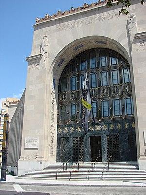 Zantzinger, Borie & Medary - Image: Philadelphia Museum Perelman Building