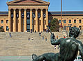 Philadelphia Museum of Art Picasso Exhibit 2010 Signage.jpg