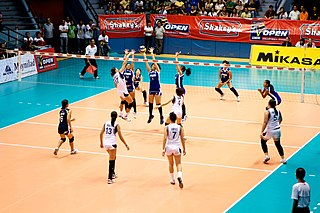 Volleyball in the Philippines