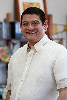 TG Guingona Filipino politician (born 1959)