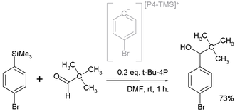 Phosphazene - Phosphazene Base application