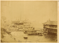 Pier in the Town of Hankou, Hubei Province, China, 1874 WDL2108.png