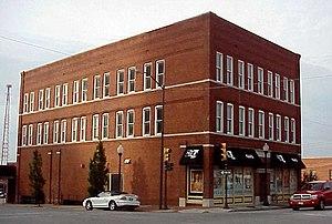 Pierce Block - Pierce Block, 301 E. 3rd St., Tulsa, OK