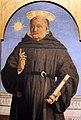 Piero della francesca, san niccolò da tolentino, 1454-69 ca. 02.JPG