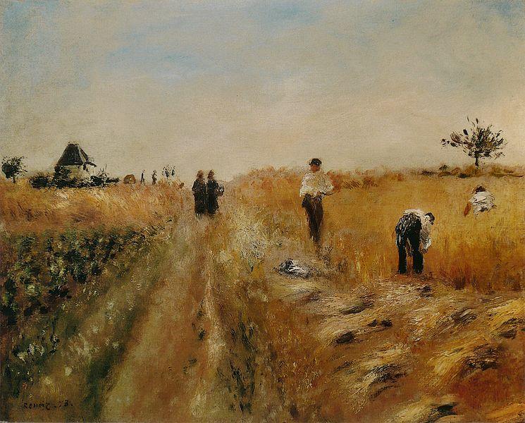 Fichier:Pierre-Auguste Renoir - Les Moissonneurs.jpg
