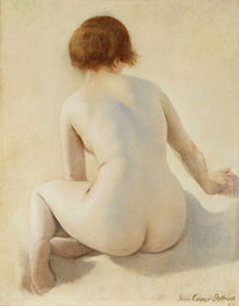 Pierre Carrier-Belleuse, Un nu, 1897 (5653726064).jpg