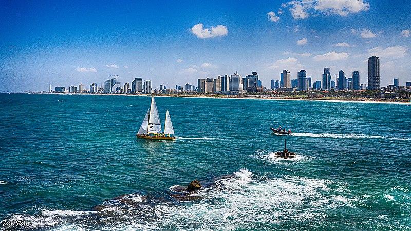 תל אביב- קו החוף