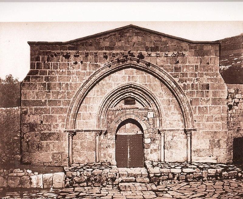 קבר מרים