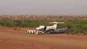 Pilatus U-28 Niamey