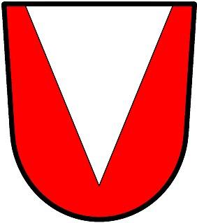 Pile (heraldry) heraldic charge