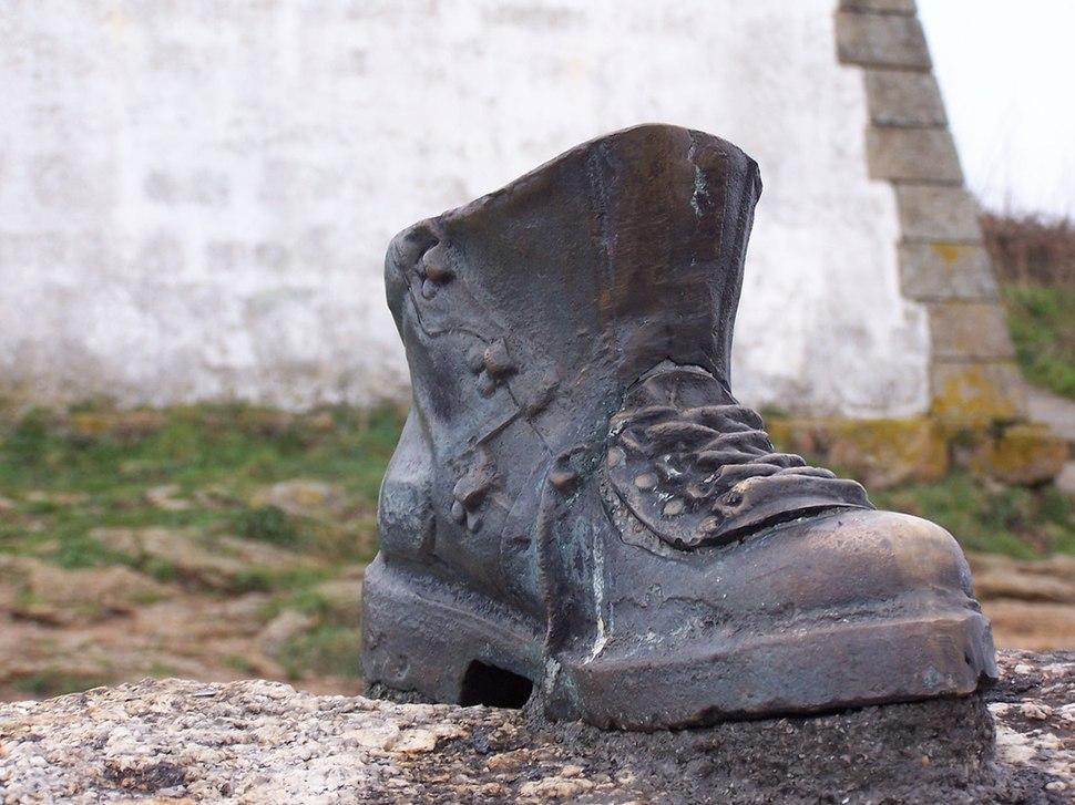 Pilgrim's Boot - Finisterre - Galicia