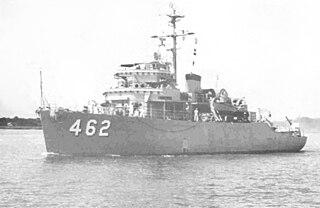 USS <i>Pinnacle</i> (MSO-462)