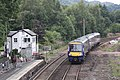 Pitlochry - Abellio 170430 arriving from Inverness.JPG