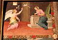 Pittore tosco-emiliano, misteri del rosario, 1550-1600 circa 02 annucniazione.JPG