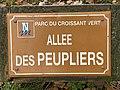Plaque allée Peupliers Parc Croissant Vert Neuilly Marne 2.jpg