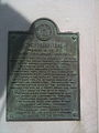 Plaque on the Presbytere in New Orleans.jpg