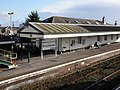 Platform 2, Dorchester West - geograph.org.uk - 1588053.jpg