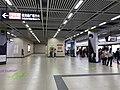 Platform of Hongshan Square Station (Line 4).jpg