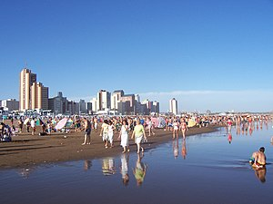 Necochea Partido - Necochea beachfront