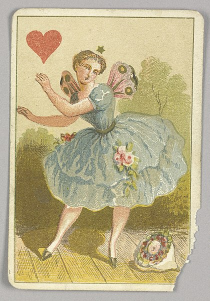 420px-Playing_Card,_Queen_of_Hearts,_late_19th_century_(CH_18405333).jpg (420×600)