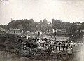 Połacak, Pałata, Čyrvony most. Полацак, Палата, Чырвоны мост (4.06.1910).jpg
