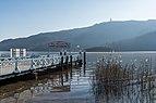 Poertschach Halbinselpromenade Landspitz Schiffsanlegebruecke 28012016 0447.jpg
