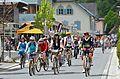 Poertschach Hauptstrasse 178 Hotel Dermuth Radfahrer 28042013 244.jpg
