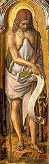 Saint John the Baptist