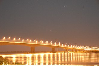 Armando Emilio Guebuza Bridge - Image: Ponte AEG