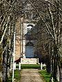Ponteyraud château Blérétie allée (1).jpg