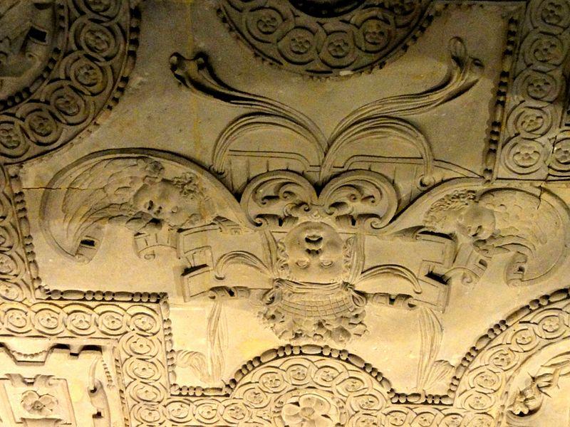 Fichier pontoise 95 cath drale st maclou chapelle de - Plafond de la chapelle sixtine description ...
